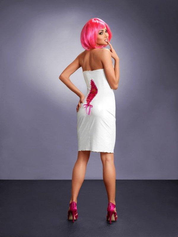 Me Seduce Xenia white Sukienka