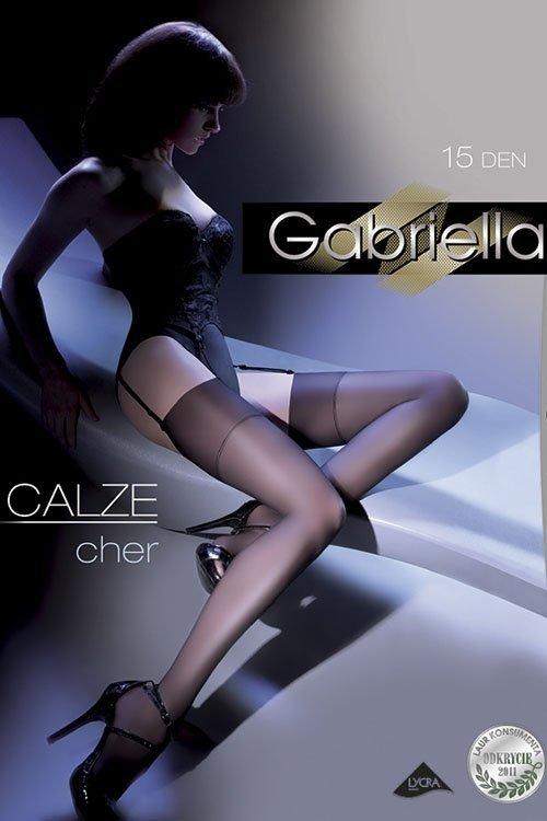 9ec14a88887bc7 Gabriella Calze Cher 15 DEN Code 226 pończochy - Pończochy - Piękne ...