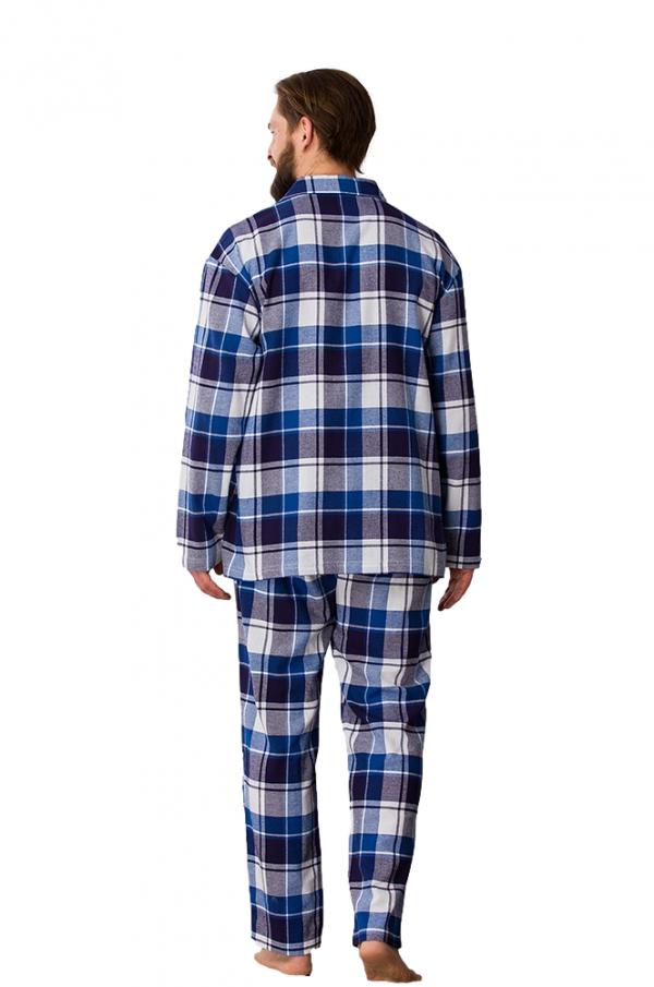 Key MNS 498 B21 3XL piżama męska