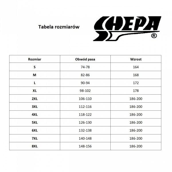 Shepa 051 Kąpielówki (B1/R11)