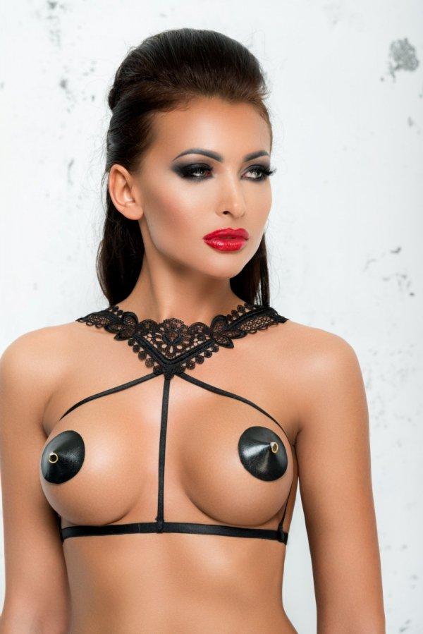 Me Seduce Harness 4 Black