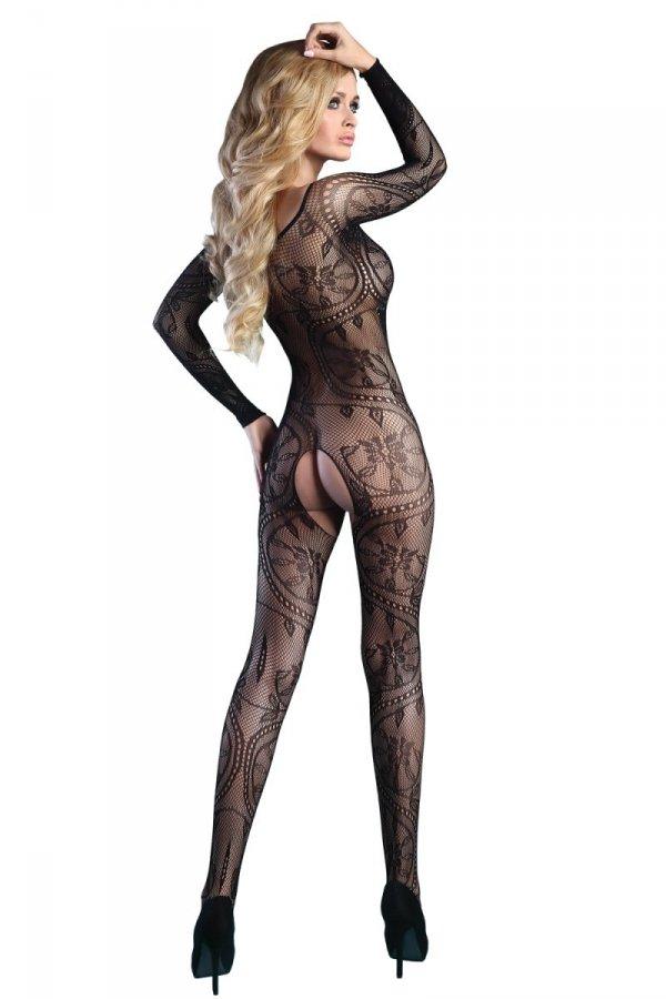 Livia Corsetti Bodystocking Abra black