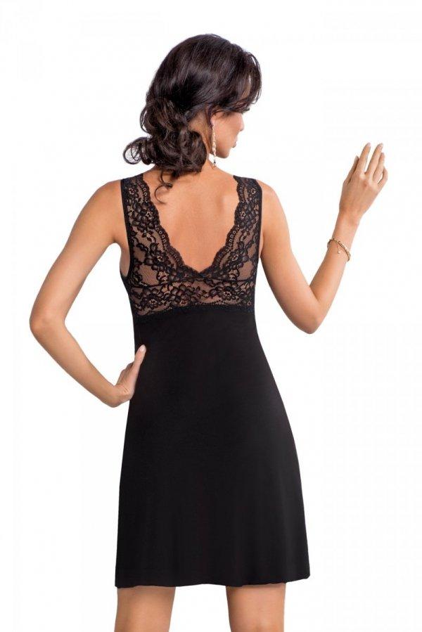 Donna Chantal czarna Koszula nocna
