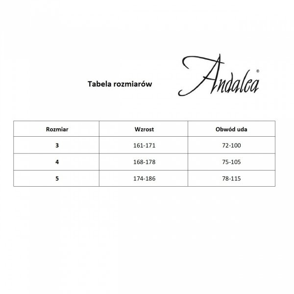 Andalea ST/05 Pończochy