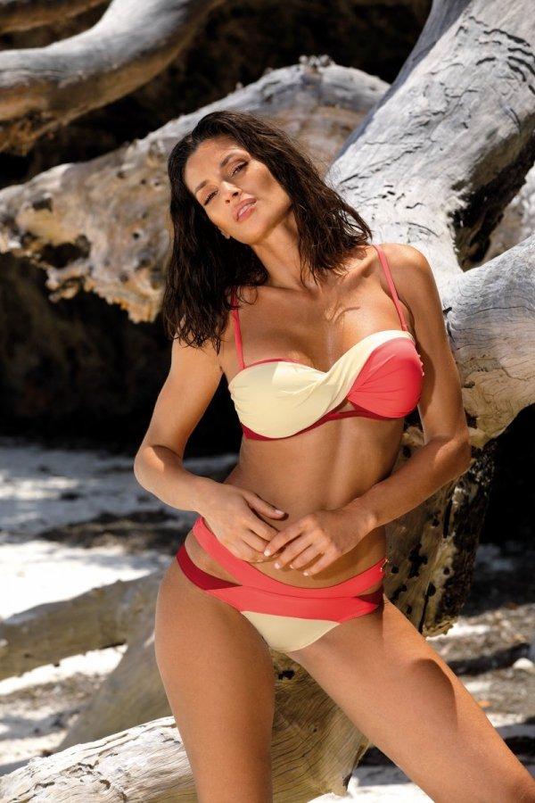 Marko Kostium kąpielowy Selena M-545 Semifreddo-Vanilla-Picadily