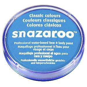 farbka do twarzy i ciała snazaroo, błękitna itw