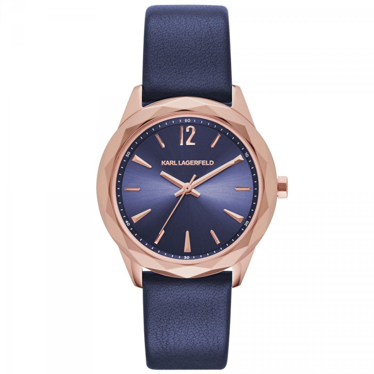 866a55e02 Zegarek damski Karl Lagerfeld Optik KL4004 | ONE ZERO Autoryzowany sklep