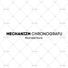 mechanizm z chronografem Michael Kors