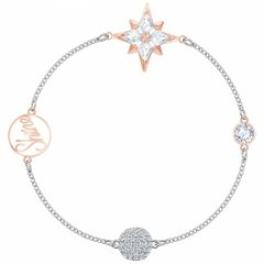 bransoletka Swarovski Remix Collection Duo Star