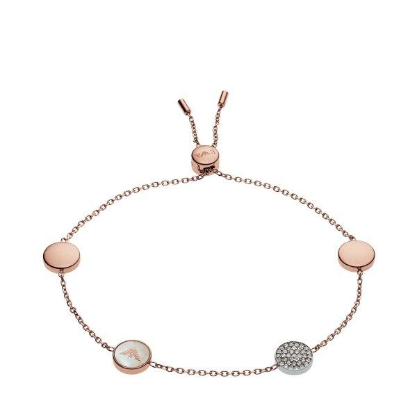 bransoletka Emporio Armani EGS2308221 • ONE ZERO • Autoryzowany sklep