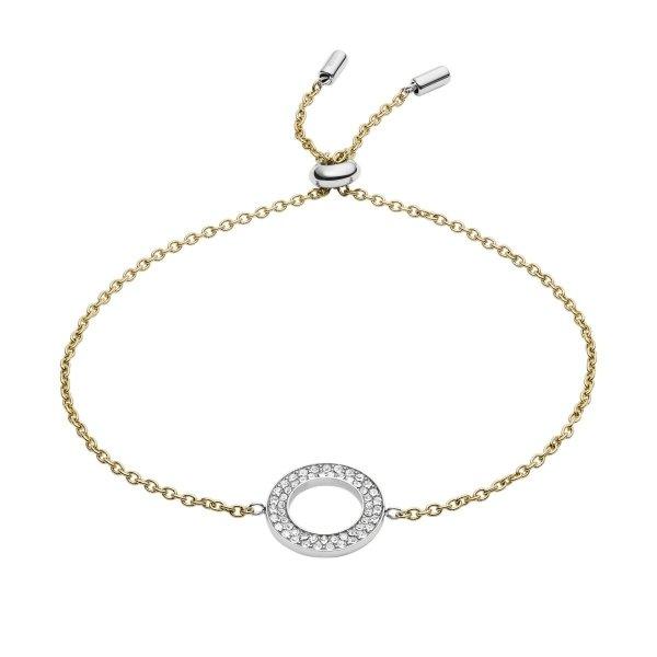 bransoletka Fossil JF03282998 • ONE ZERO • Modne zegarki i biżuteria • Autoryzowany sklep