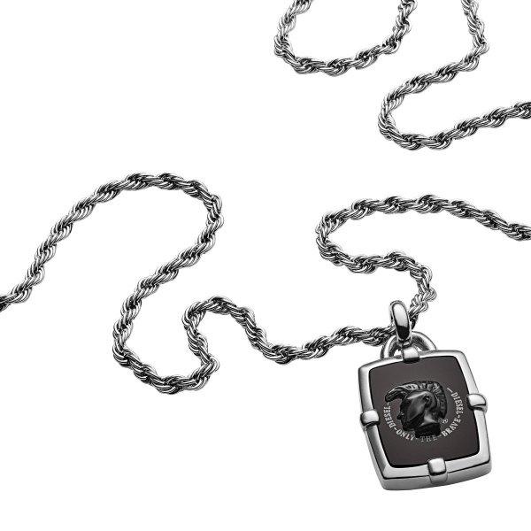 naszyjnik Diesel DX1174040 • ONE ZERO • Modne zegarki i biżuteria • Autoryzowany sklep