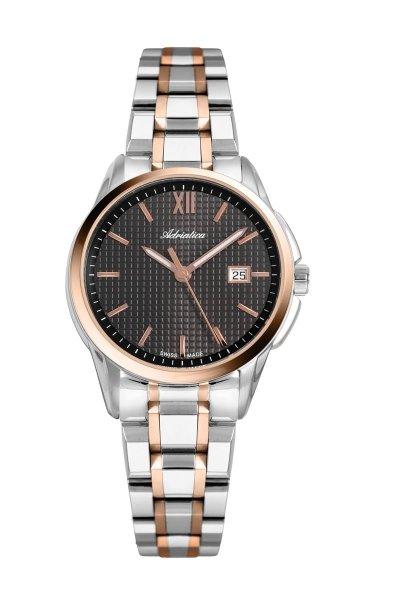 zegarek Adriatica A3190.R166Q • ONE ZERO • Modne zegarki i biżuteria • Autoryzowany sklep