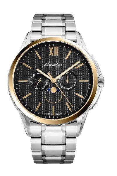zegarek Adriatica A8283.2166QF • ONE ZERO • Modne zegarki i biżuteria • Autoryzowany sklep