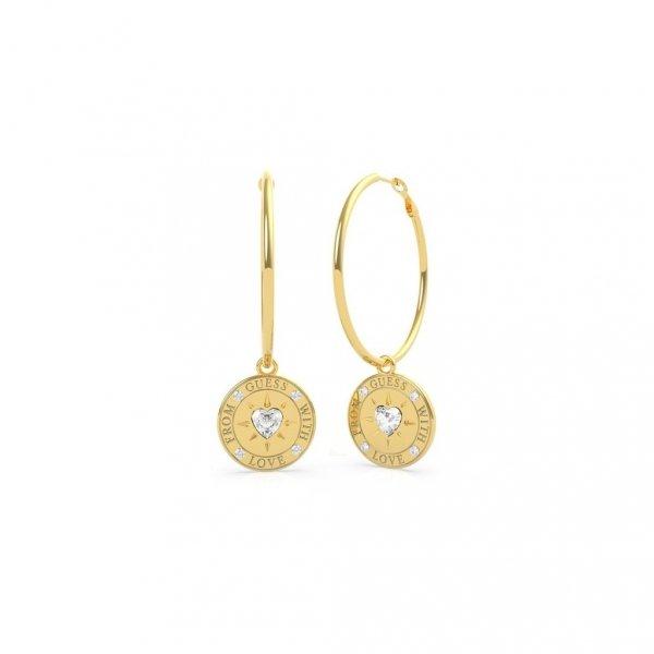 kolczyki Guess UBE70032 • ONE ZERO • Modne zegarki i biżuteria • Autoryzowany sklep
