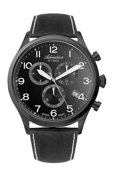 zegarek Adriatica A8267.B224CH • ONE ZERO • Modne zegarki i biżuteria • Autoryzowany sklep