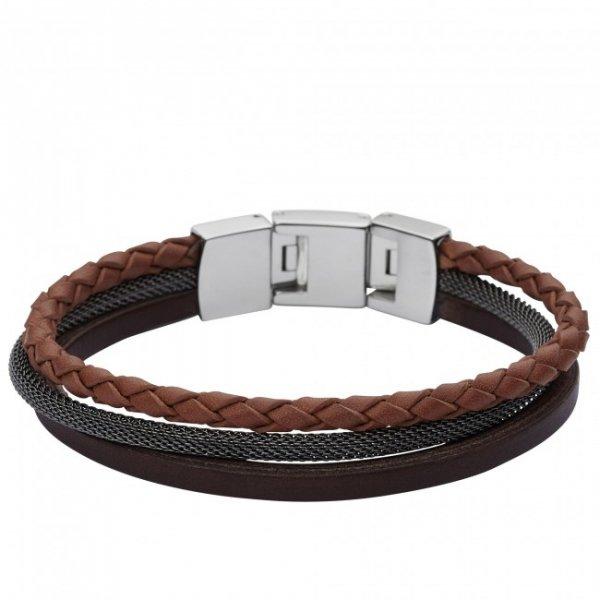 bransoletka Fossil JF02213040 • ONE ZERO • Modne zegarki i biżuteria • Autoryzowany sklep