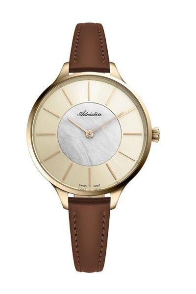zegarek Adriatica A3633.121SQ • ONE ZERO • Modne zegarki i biżuteria • Autoryzowany sklep