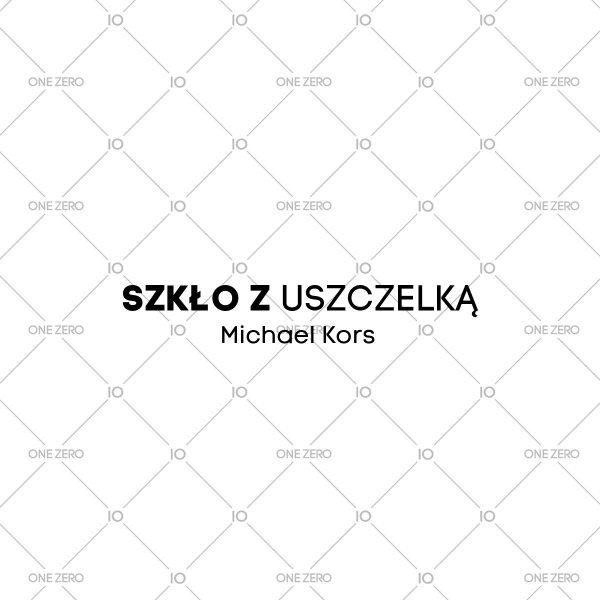 szkło z uszczelką Michael Kors • ONE ZERO • Modne zegarki i biżuteria • Autoryzowany sklep