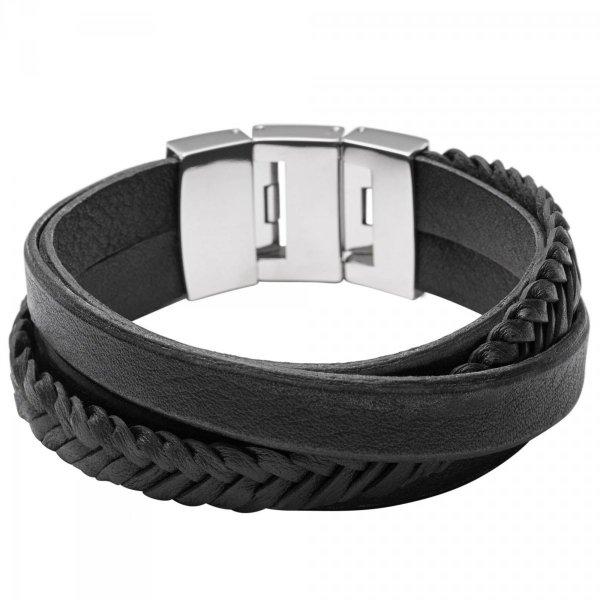 bransoletka Fossil JF02079040 • ONE ZERO • Modne zegarki i biżuteria • Autoryzowany sklep