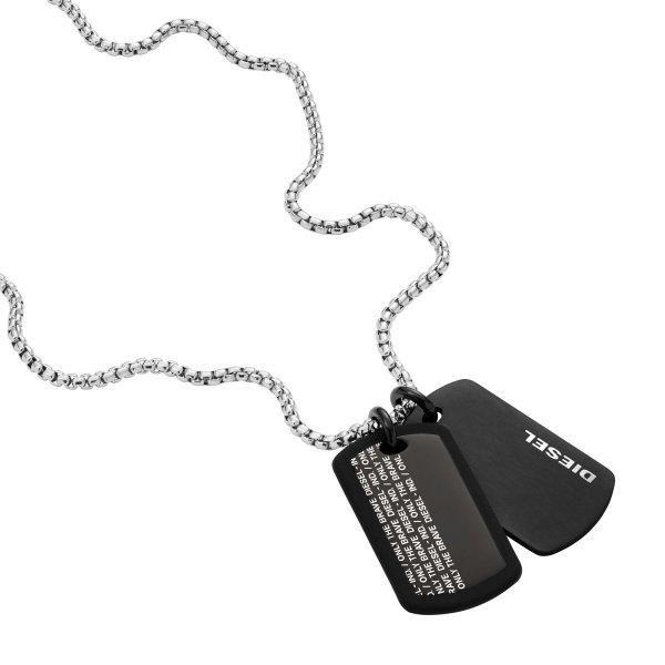 naszyjnik Diesel DX1287040 • ONE ZERO • Modne zegarki i biżuteria • Autoryzowany sklep