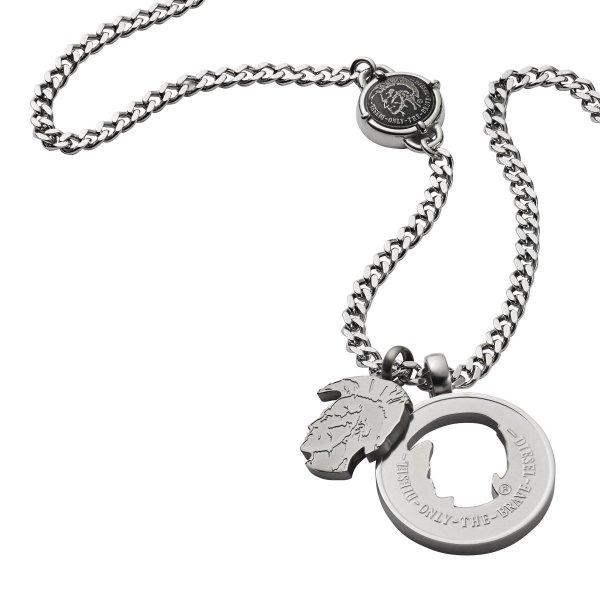 naszyjnik Diesel DX1201040 • ONE ZERO • Modne zegarki i biżuteria • Autoryzowany sklep