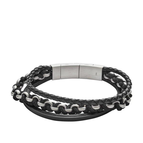 bransoletka Fossil JF02937040 • ONE ZERO • Modne zegarki i biżuteria • Autoryzowany sklep