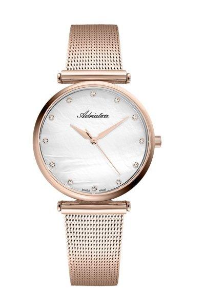 zegarek Adriatica A3712.914FQZ • ONE ZERO • Modne zegarki i biżuteria • Autoryzowany sklep