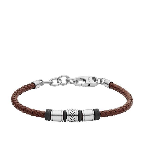 bransoletka Fossil JF03386040 • ONE ZERO • Modne zegarki i biżuteria • Autoryzowany sklep