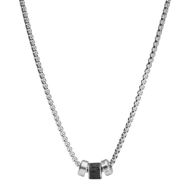 naszyjnik Fossil JF03689040 • ONE ZERO • Modne zegarki i biżuteria • Autoryzowany sklep