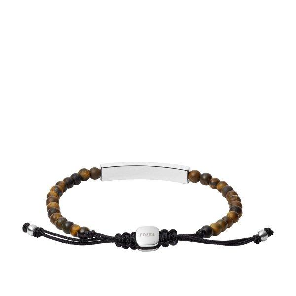 bransoletka Fossil JF03176040 • ONE ZERO • Modne zegarki i biżuteria • Autoryzowany sklep