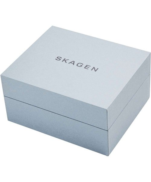 pudełko do biżuterii Skagen • ONE ZERO • Modne zegarki i biżuteria • Autoryzowany sklep