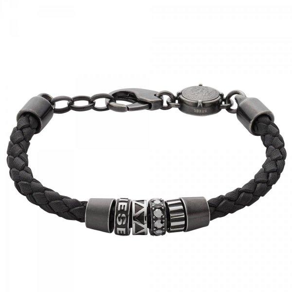 bransoletka Diesel DX0963001 • ONE ZERO • Modne zegarki i biżuteria • Autoryzowany sklep