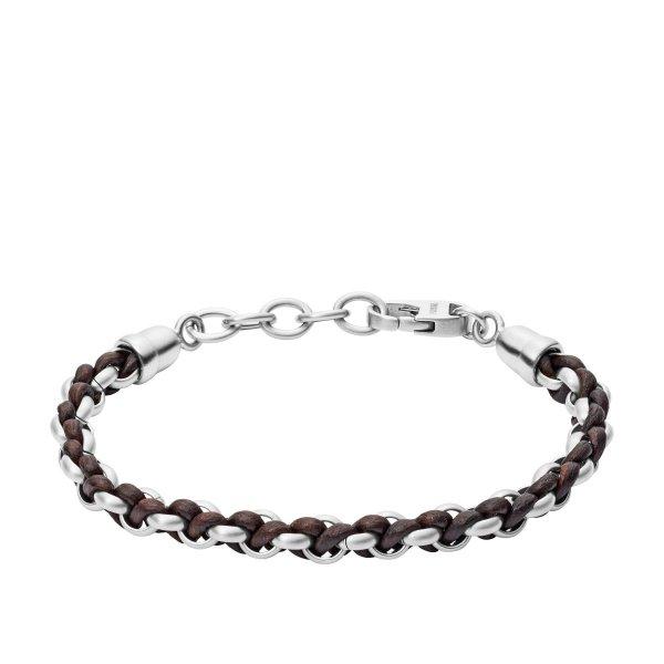 bransoletka Fossil JF02936040 • ONE ZERO • Modne zegarki i biżuteria • Autoryzowany sklep
