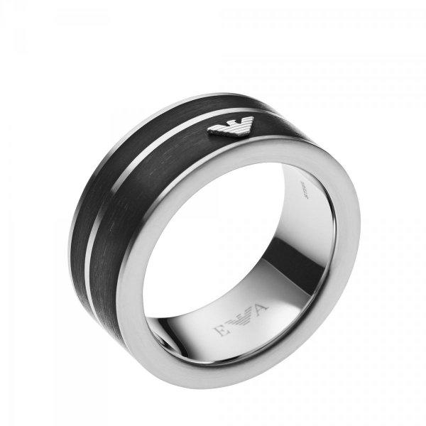 obrączka Emporio Armani EGS2032040 • ONE ZERO | Time For Fashion