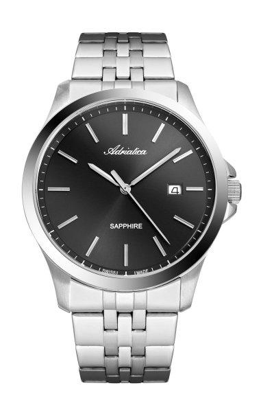 zegarek Adriatica A8303.5114Q • ONE ZERO • Modne zegarki i biżuteria • Autoryzowany sklep