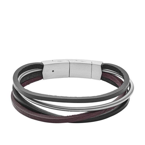 bransoletka Fossil JF03002040 • ONE ZERO • Modne zegarki i biżuteria • Autoryzowany sklep