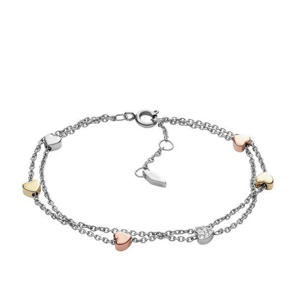 bransoletka Fossil JF02854998 • ONE ZERO • Modne zegarki i biżuteria • Autoryzowany sklep