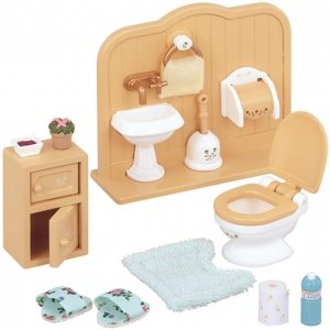 Sylvanian Families Zestaw toaletowy