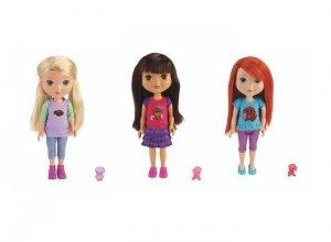 Dora i przyjaciele Lalki Ast.