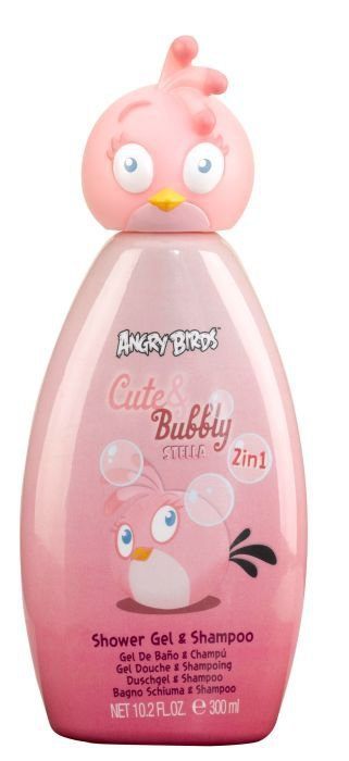 Angry Birds Stella żel pod prysznic & szampon 2w1 300 ml