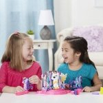 Kucyki My Little Pony Twilight Sparkle, Celestia i Luna w ciastolinowym salonie piękności