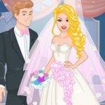 Ach, co to był za ślub! Barbie i Ken jako Państwo Młodzi