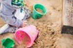 Zabawy w piaskownicy. 5 najlepszych propozycji