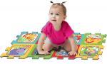Pomysły na zabawę puzzlami piankowymi