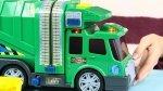 Śmieciarka zabawka – ważny element w wyposażeniu pokoju zabaw małego pasjonata pojazdów!