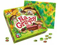 Gra Planszowa Na Grzyby Multigra 30154