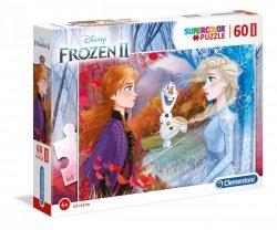 Puzzle Maxi Frozen 2 Kraina Lodu 2 60 el. Clemetoni 26452