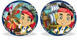 Piłka gumowa 23 cm Jake i piraci z Nibylandii Mondo 06952