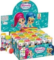 Bańki mydlane Shimmer i Shine 60ml Brimarex 67700